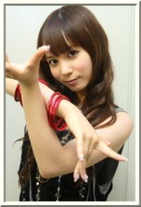 中川翔子さんのグラビア